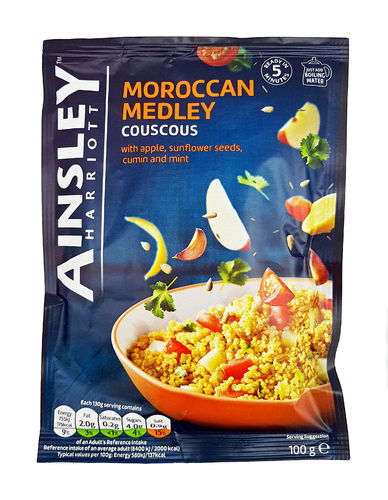 Ainsley Harriott Moroccan Medley Couscous, 100g