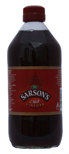 Sarsons Malt Vinegar, 568ml