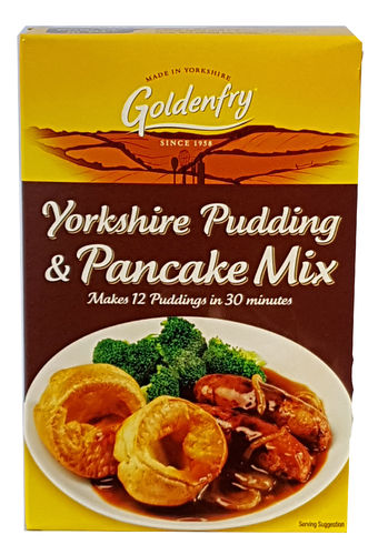 Goldenfry Yorkshire Pudding Mix, 142g