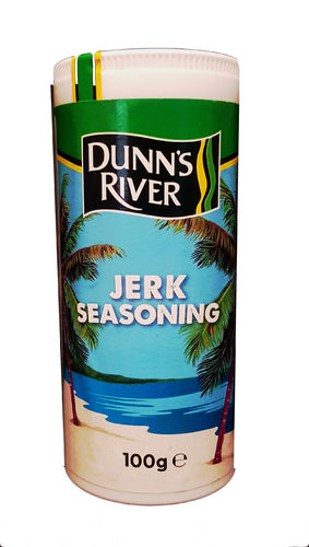 Dunn's River Jamaican Jerk Seasoning Mix, 100g