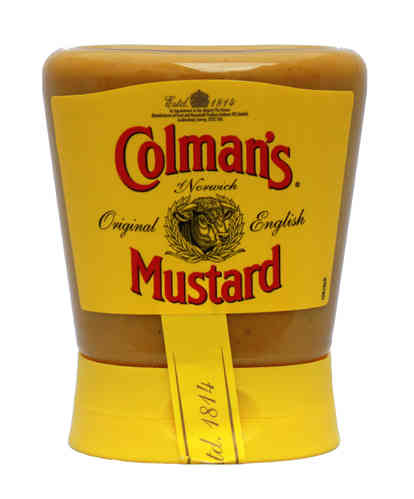 "Colman's Original English Mustard ""Squeezy"", 150g"