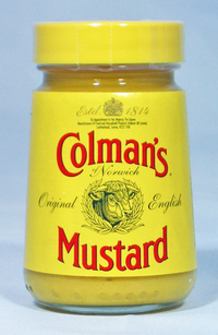 Colman's Original English Mustard, 100g