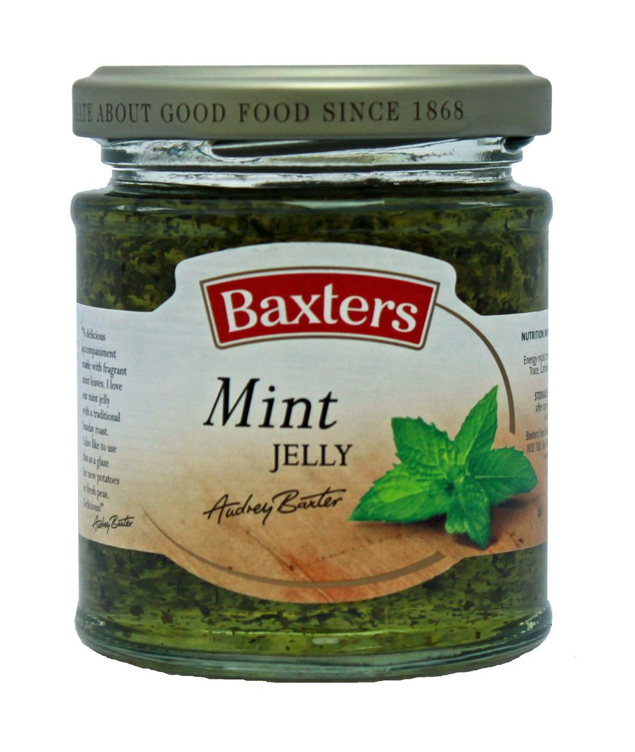 Mint Jelly Recipe — Dishmaps