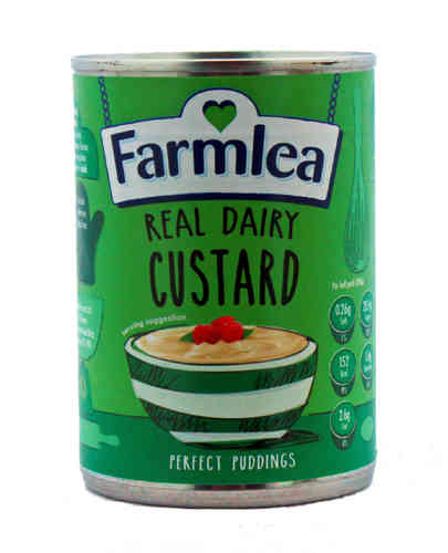Farmlea Real Dairy Custard, 400g