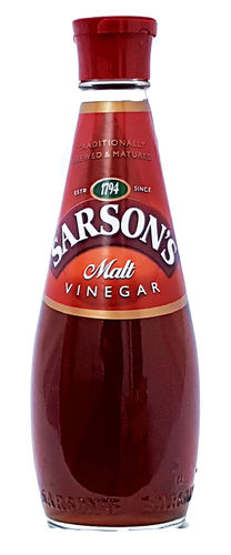 Sarsons Malt Vinegar, 300ml