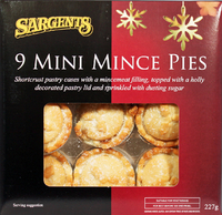 Mince Pies & Mincemeat