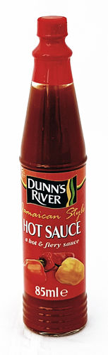 Dunn's River Hot Sauce, 85ml