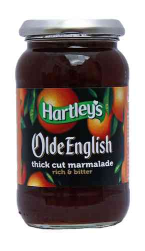 Hartley's Olde English Thick Cut Marmalade, 454g