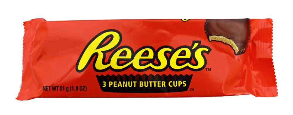 Hershey S Reese S Peanut Butter Cups 51g Piece Of Uk