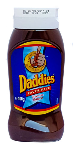 Daddies Brown Sauce, 400g