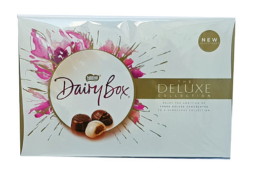 Nestlé Dairy Box the Deluxe Collection, 400g