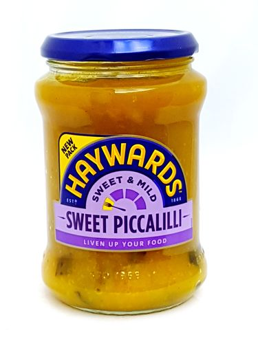 Hayward's Sweet & Mild Sweet Piccalilli 400g