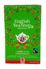 English Tea Shop Fairtrade and Organic Green Tea Pomegranate 20 Teabags