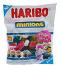 Haribo Minions, Fruit and Ice Cream Flavour Foam Gums, 150g