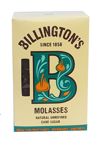 Billington's Molasses Natural Unrefined Cane Sugar 500g