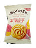 Border Biscuits Light & Buttery Viennese, Butterkekse, 30g