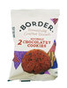Border Divinely Chocolatey Cookies Minipack, 30g