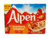 Alpen Strawberry & Yoghurt Cereal Bar 5pk 145g, Müsliriegel Erdbeer/Yogurt