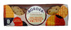 Border Biscuits Sweet Memories Butterscotch Crunch, Kekse mit Karamellstücke, 135g